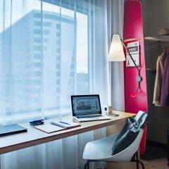 Отель ibis Wroclaw Centrum 3* Стандартный номер с различными типами кроватей фото 10