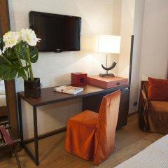 Отель Starhotels Michelangelo 4* Улучшенный номер с различными типами кроватей фото 20