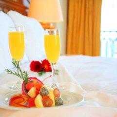 Отель GR Solaris Cancun - Все включено 5* Номер Делюкс с различными типами кроватей фото 3