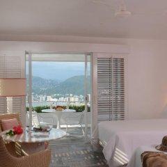 Отель Las Brisas Acapulco 4* Стандартный номер с разными типами кроватей фото 13