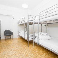 Birka Hostel Кровать в общем номере с двухъярусной кроватью фото 5