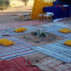 Отель Kasbah Bivouac Lahmada Марокко, Мерзуга - отзывы, цены и фото номеров - забронировать отель Kasbah Bivouac Lahmada онлайн питание фото 3
