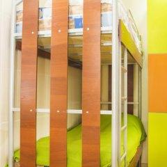 Хостел Миллениум Кровать в общем номере с двухъярусными кроватями фото 9