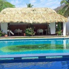 Отель Canadian Resorts Huatulco бассейн фото 3