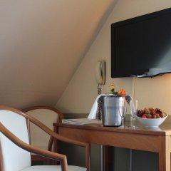 Hotel Årslev Kro 3* Номер Бизнес с различными типами кроватей фото 3