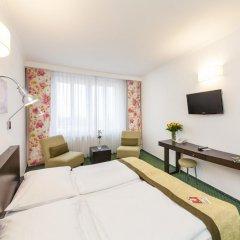 Novum Hotel Vitkov 3* Стандартный номер с различными типами кроватей фото 3