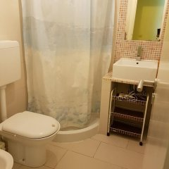 Отель B&B Valentino's Фонтане-Бьянке ванная фото 2