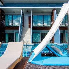 Отель The Phu Beach Hotel Таиланд, Краби - отзывы, цены и фото номеров - забронировать отель The Phu Beach Hotel онлайн бассейн фото 2