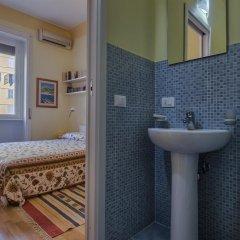 Отель La Qualità della Vita Италия, Рим - отзывы, цены и фото номеров - забронировать отель La Qualità della Vita онлайн ванная