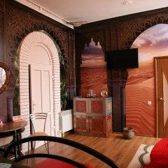 Herzen House Hotel Студия с различными типами кроватей фото 7