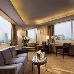 Отель Sofitel Shanghai Hyland 4* Улучшенный номер с различными типами кроватей фото 9