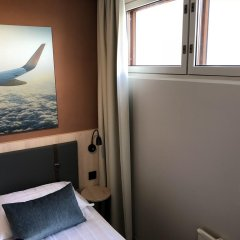 Airport Hotel Pilotti 3* Стандартный номер с различными типами кроватей фото 25