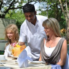 Отель Lotus Paradise Health Resort Шри-Ланка, Ахунгалла - отзывы, цены и фото номеров - забронировать отель Lotus Paradise Health Resort онлайн питание