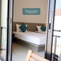 Отель Pensiri House 3* Улучшенный номер с 2 отдельными кроватями фото 8