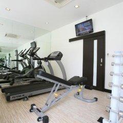 FX Hotel Metrolink Makkasan фитнесс-зал
