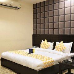 Отель FabHotel Aksh Palace Golf Course Road 3* Номер Делюкс с различными типами кроватей фото 10