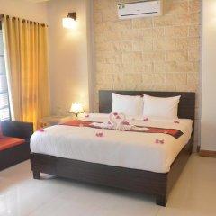 Отель Botanic Garden Villas 3* Люкс повышенной комфортности с различными типами кроватей фото 2