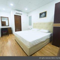Metro City Hotel 3* Номер Делюкс с различными типами кроватей фото 3
