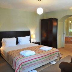 Отель Quinta da Palmeira - Country House Retreat & Spa 4* Улучшенный номер двуспальная кровать фото 2