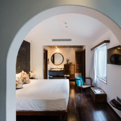 Отель The Myst Dong Khoi 5* Стандартный номер с различными типами кроватей фото 3