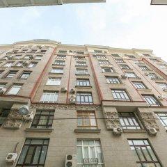 Апартаменты Four Squares Apartments on Tverskaya Апартаменты с двуспальной кроватью фото 48