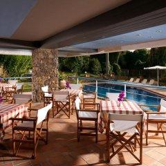 Отель Divani Corfu Palace Hotel Греция, Корфу - отзывы, цены и фото номеров - забронировать отель Divani Corfu Palace Hotel онлайн бассейн