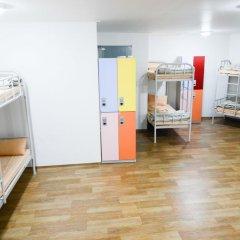 YaKorea Hostel Dongdaemun Кровать в общем номере с двухъярусной кроватью фото 7