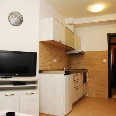 Апартаменты Azzuro Lux Apartments Апартаменты с различными типами кроватей фото 35