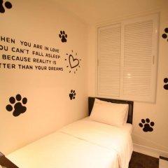Отель Atti Guesthouse 2* Стандартный номер с 2 отдельными кроватями фото 9