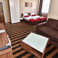 Отель Balkan Garni 3* Стандартный номер с двуспальной кроватью фото 2