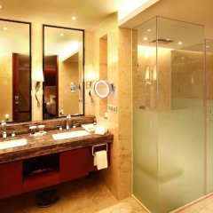 Hotel Nikko Xiamen 4* Улучшенный люкс с различными типами кроватей фото 5