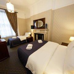 Отель Regency House 3* Стандартный семейный номер с двуспальной кроватью фото 4