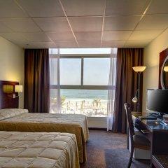 Отель Ajman Beach 3* Стандартный номер фото 2