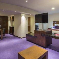 Отель Camino Real Pedregal Mexico 4* Полулюкс с различными типами кроватей фото 10
