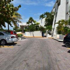 Отель Solymar Cancun Beach Resort парковка