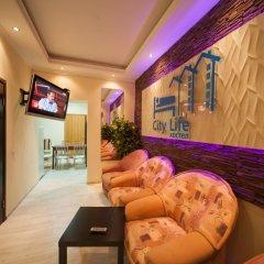 Гостиница Mini Hotel City Life в Тюмени отзывы, цены и фото номеров - забронировать гостиницу Mini Hotel City Life онлайн Тюмень спа фото 2
