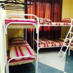 Хостел на Алма-Атинской комната для гостей фото 2
