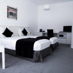 Отель Hôtel Satellite комната для гостей