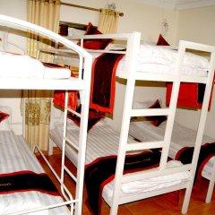 Enjoy Sapa Hostel Кровать в общем номере с двухъярусной кроватью фото 4
