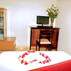 Thuy Duong Hotel 2* Стандартный семейный номер с двуспальной кроватью