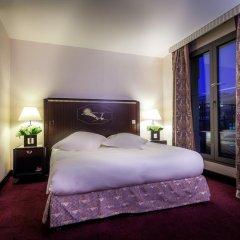L'Hotel du Collectionneur Arc de Triomphe 5* Представительский номер разные типы кроватей