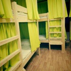 Great Hostel Кровать в мужском общем номере с двухъярусной кроватью фото 3