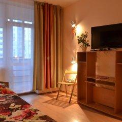 Отель Жилое помещение Корона Екатеринбург комната для гостей