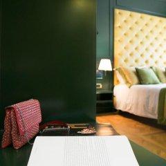 Ambra Cortina Luxury & Fashion Boutique Hotel 4* Улучшенный номер с различными типами кроватей фото 47