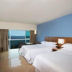 Отель Sheraton Buganvilias Resort & Convention Center 4* Стандартный номер с разными типами кроватей фото 4