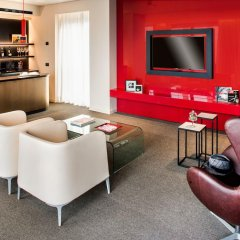 Hotel Glam Milano 4* Люкс с различными типами кроватей фото 3