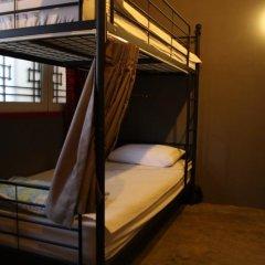 Mr.Comma Guesthouse - Hostel Кровать в общем номере с двухъярусной кроватью фото 26
