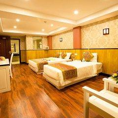 Отель Golden Rain 2 3* Номер Делюкс фото 8