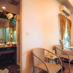 Отель Al's Laemson Resort 3* Вилла Делюкс с различными типами кроватей фото 10