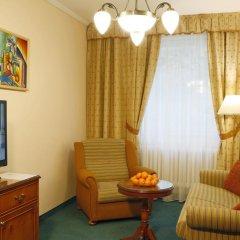 Отель Kolonada 4* Люкс с различными типами кроватей фото 2